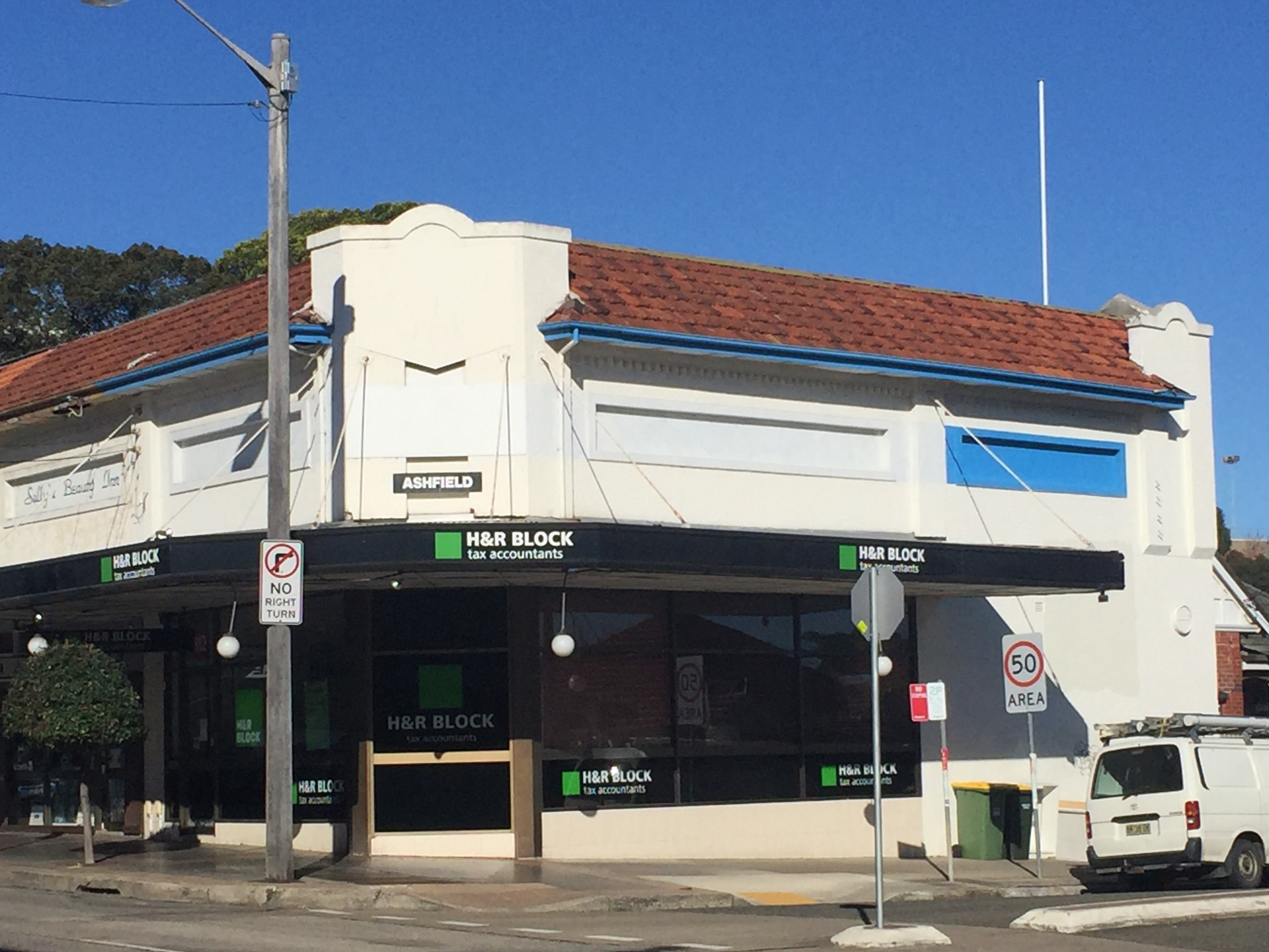 OUTSTANDING GATEWAY POSITION TO ASHFIELD CBD